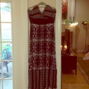 Dresses & Skirts - A.N.A  Maxi Halter Dress